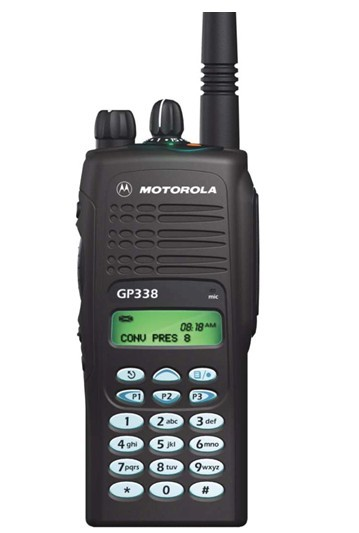 Nice Two Way Radio GP338 Motorola Walkie Talkie, Wifi Intercom(China (Mainland))