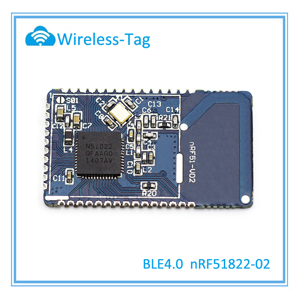 hot sale bluetooth module BLE 4.0 wireless module support IOS & Android system(China (Mainland))