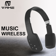 Buy Wireless Bluetooth Headphone Foldable HIFI Headphones Stereo Earphone Bass Noise Cancelling Headset Microphone iPhone 7 for $19.37 in AliExpress store
