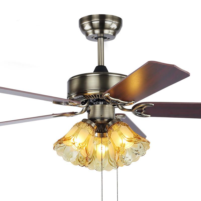 Big Air Flow Industrial Ceiling Fan 52 Inch High Quality