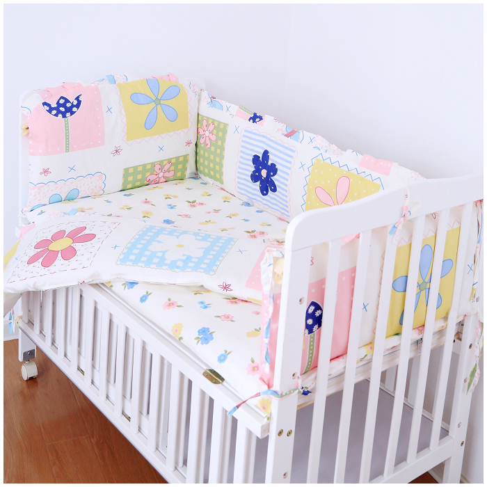 Bedding set for crib baby cot bed wholesale and retail children