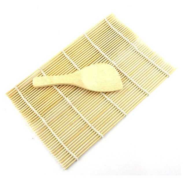 Sushi Rolling Maker from Bamboo Material