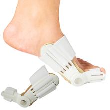 New Hallux Valgus Big Toe Bunion Straightener Splint Corrector Support Brace Pain Relief Appliances Predicure sholl(China (Mainland))