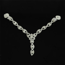 2015 Fashion Crystal Rhinestone Bridal Frontlets Indian Wedding Hair Accessories Women Hair Jewelry for Party Golden