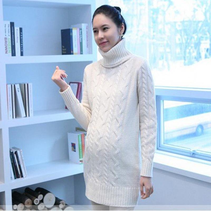 Вязание свитер беременных