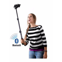 Quality Goods yunteng 1288  Bluetooth Wireless Extendable Handheld Selfie Stick Monopod With Zoom for iPhone 5/5s/6/Xiaomi