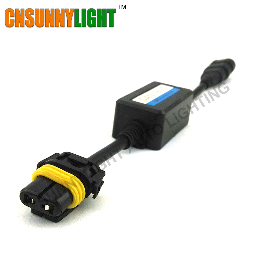 popular headlight wiring harness replacement buy cheap headlight Wiring Harness Replacement cnsunnylight hid emc error canceller wires harness canbus for ac xenon ballast block warning free for wiring harness replacement