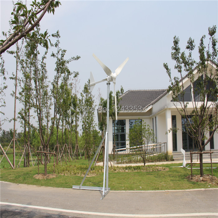 2000w ac 48v/96v permanent magnet motor wind generator(China (Mainland))