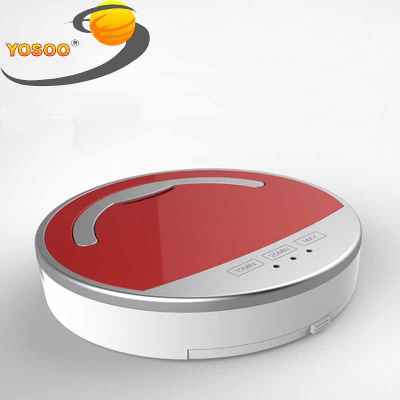 50% OFF FOR Russian Home Multifunction Cleaner Intelligent Robotic Vacuum Cleaner(Hong Kong)