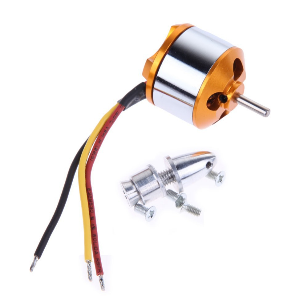 New Aircraft 2700KV Outrunner Brushless Motor A 2212 S FCI#