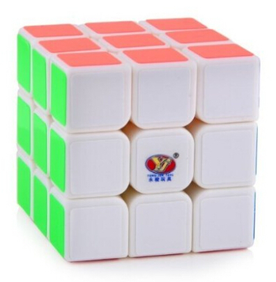 3x3x3 YJ Sulong White Speed Cube Puzzle Smooth New Moyu 3x3 Educational Toy Special Toys Concept Edition Birthday Gift(China (Mainland))