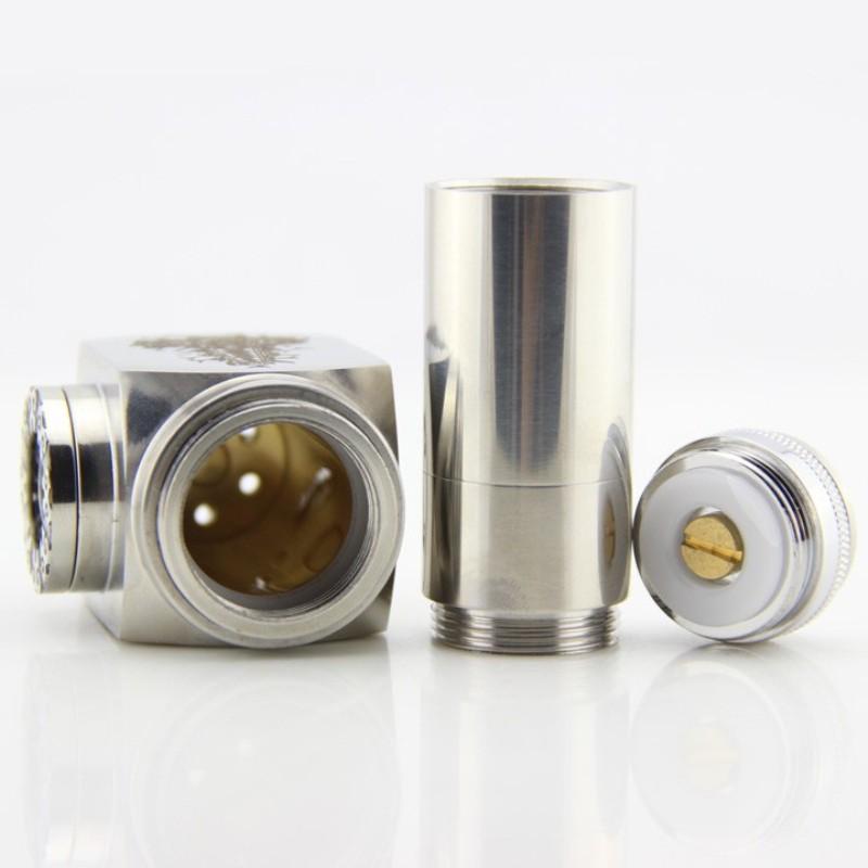 ถูก บุหรี่อิเล็กทรอนิกส์ค้อนMod vaporizer Eท่อModsกลพอควรสำหรับTTYขนนกผ้าคลุมRBAเครื่องฉีดน้ำvapeสมัยecig vaperizer