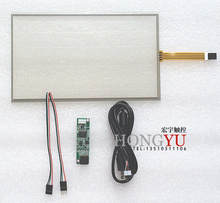 10.1-inch widescreen notebook touch screen A101VW01 HSD101PFW1 supporting USB controller card