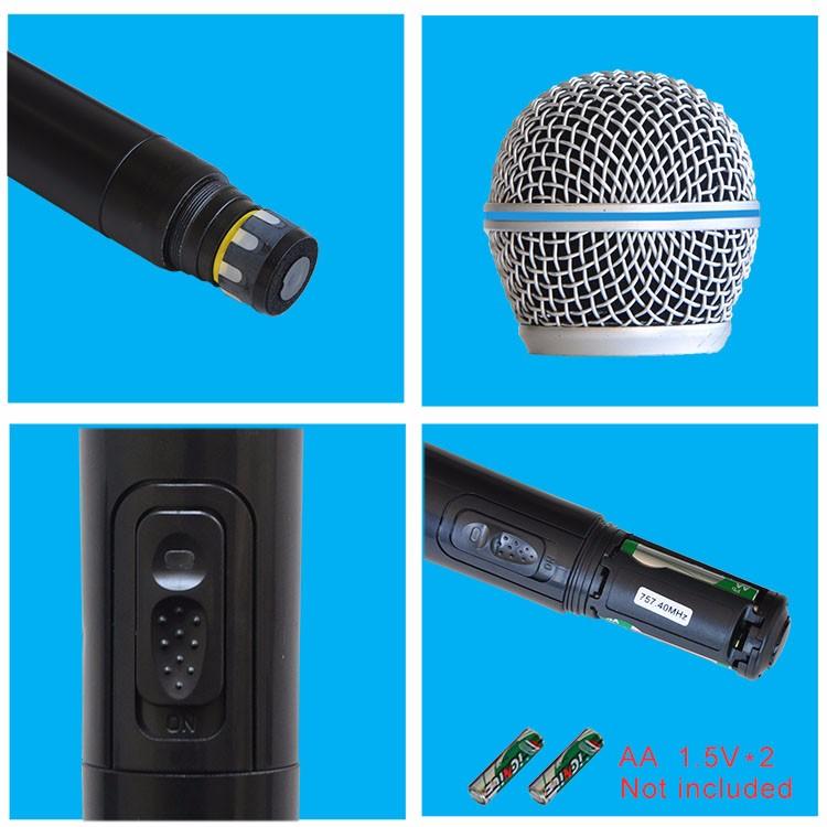 KU22-H   32 Wireless microphone