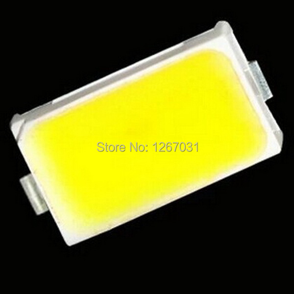 2014 Rushed Promotion Surface Mount Ir Led 100pcs White Smd Smt 5730 0.5w Ultra Birght Led Diode Chip free Shipping(China (Mainland))