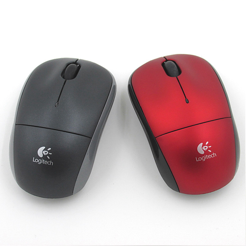 Гаджет  2.4GH 10M Logitech M215 Wireless mouse for PC Laptop Computer Optical Mouse & NANO receiver black/bue/red None Компьютер & сеть