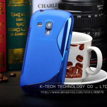 Etui plecki do Samsung Galaxy S3 SIII Mini i8190 sylikon różne kolory