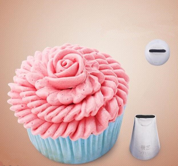 Small Size Icing Piping Nozzles Cake Decoration Tips Home Baking DIY Tool flower Nozzle Tip