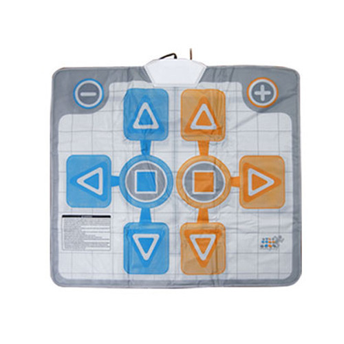 Non-Slip Party 2 Dancing Pad Mat for Nintendo Wii GameCube NGC Console Games(China (Mainland))