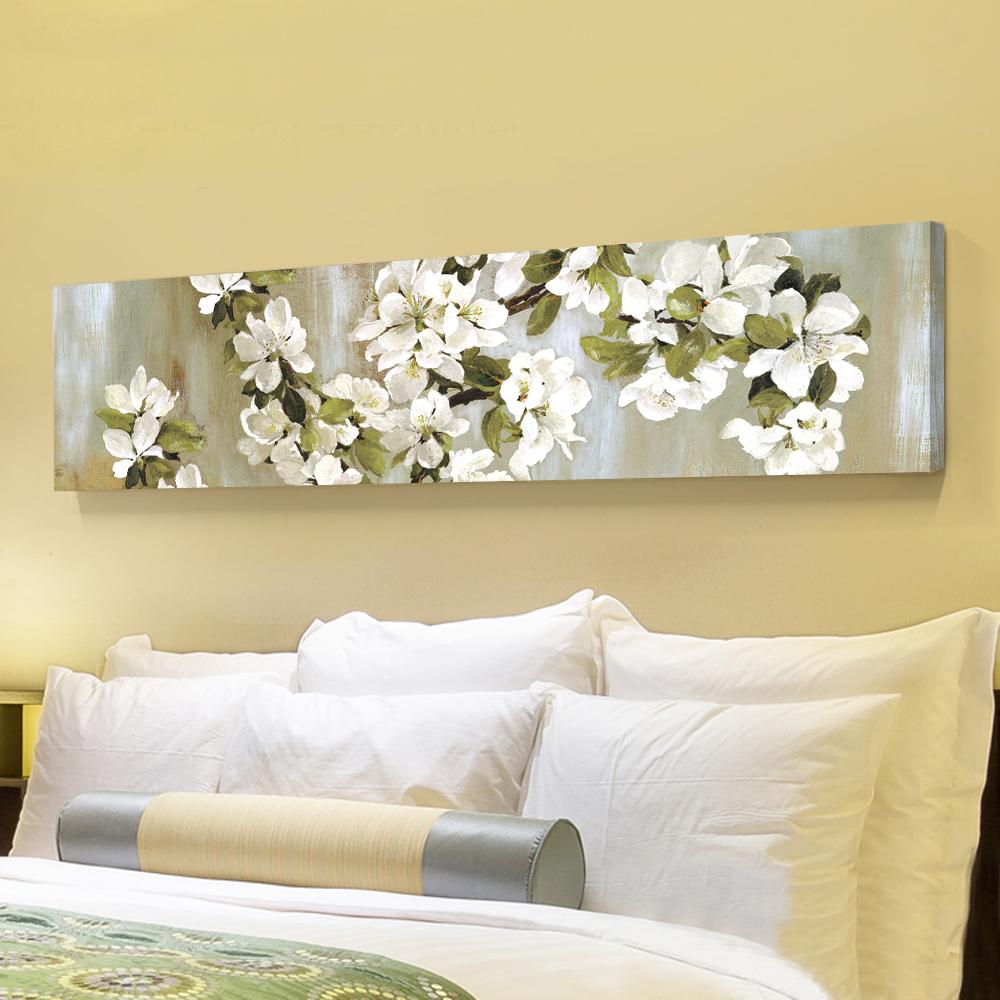 Online kopen wholesale schilderen blossom uit china - Oleos para dormitorios ...