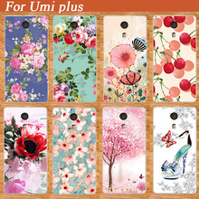 Buy HOT 10 Patterns Hard PC Phone Case UMI Plus 5.5 Inch Case Cover DIY Colored Painting Case Cover FOR UMI Plus 5.5 Inch for $3.30 in AliExpress store