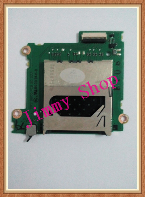 Camera Repair Replacement Parts EOS Rebel T3 Kiss X50 1100D the card slot board for Canon