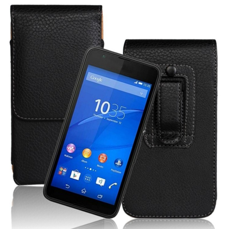 Sony Xperia E4g Pouch Case (1)