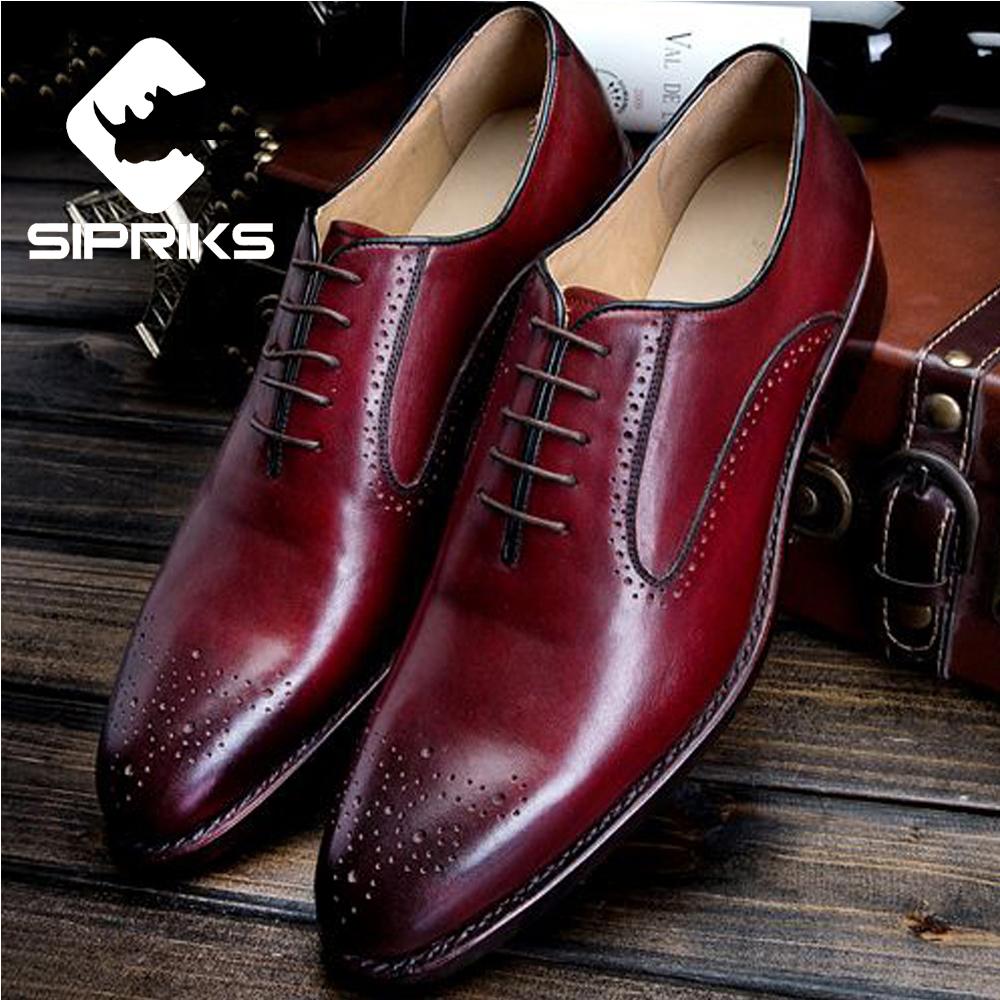 Popular Burgundy Mens Dress Shoes-Buy Cheap Burgundy Mens Dress ...
