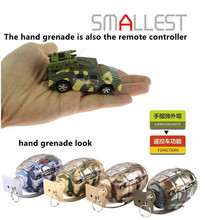 Mini RC car 4wd  in Grenade,  Radio Remote Control Military  Toy cars, Brithday/Special day gift for Children/Kids, Automobiles