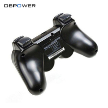 Wireless Bluetooth Game Controller for Sony Playstation 3 Sixaxis Controle Joysticks for PS3 Gamepad Dualshock Vibration(China (Mainland))