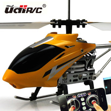 Free shipping Newest UDIC U807A WIFI RC helicopter 3.5CH anti-interference gyroscope phone /Android wifi control RC Quadcopters