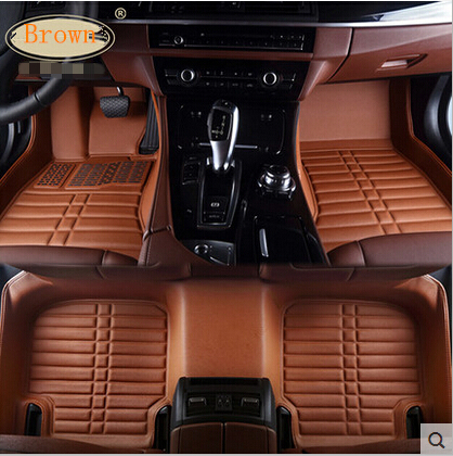 Good quality & Free shipping! Custom special floor mats for Suzuki SX4 2013 wear-resisting waterproof carpets for SX4 2012-2010(China (Mainland))