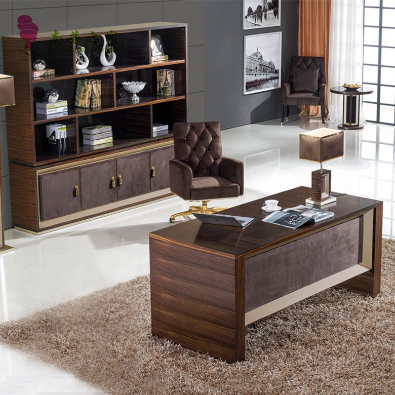 Mordern Home Furniture Living Room Bookcase Computer Desk Office Chair Home O