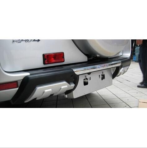 2007 Toyota Rav4 Rear Bumper