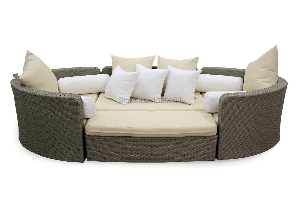 Rattan chaise lounge chair design ideas endearing modern for Comfortable lawn furniture