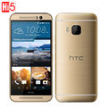 "Original Unlocked HTC one m9 5.0"" Octa-Core 4G LTE GPS WIFI NFC 3G RAM 32G ROM 20MP camera1920*1080P Android Free shipping"