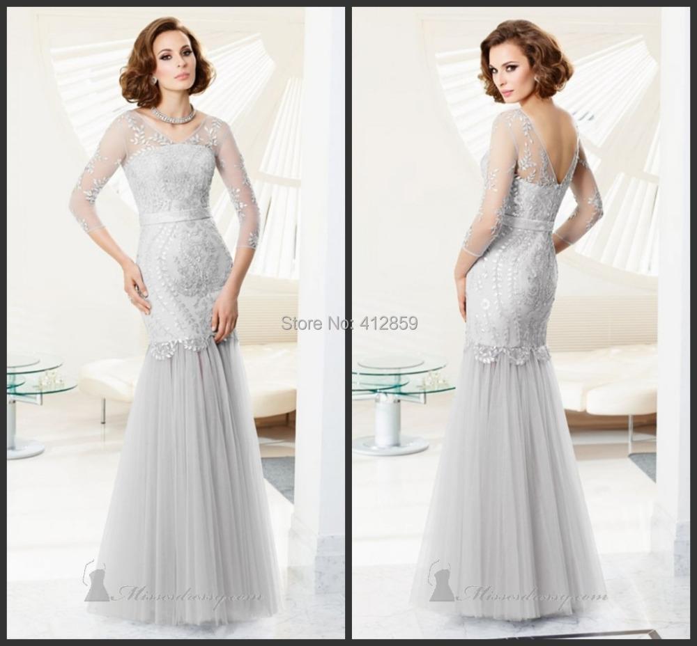 Платье для матери невесты elegent slive v/vestido madrinha платье для матери невесты dream lisa vestido madrinha