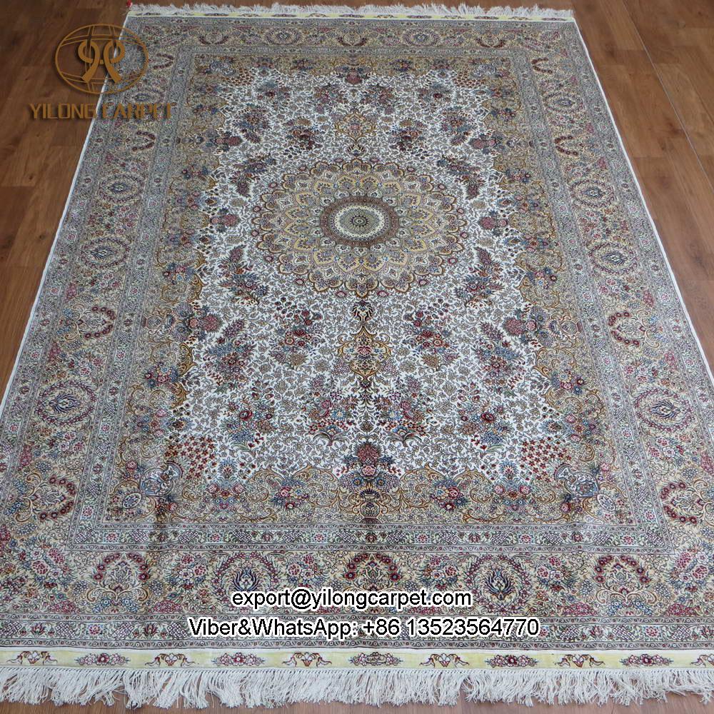 Qom alfombras compra lotes baratos de qom alfombras de for Alfombras chinas