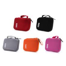 BUBM Organizer Bag for cables Hard Drive Storage USB Flash Drives 2.5inch Hard driveTravel Case digital accessories storage box(China (Mainland))