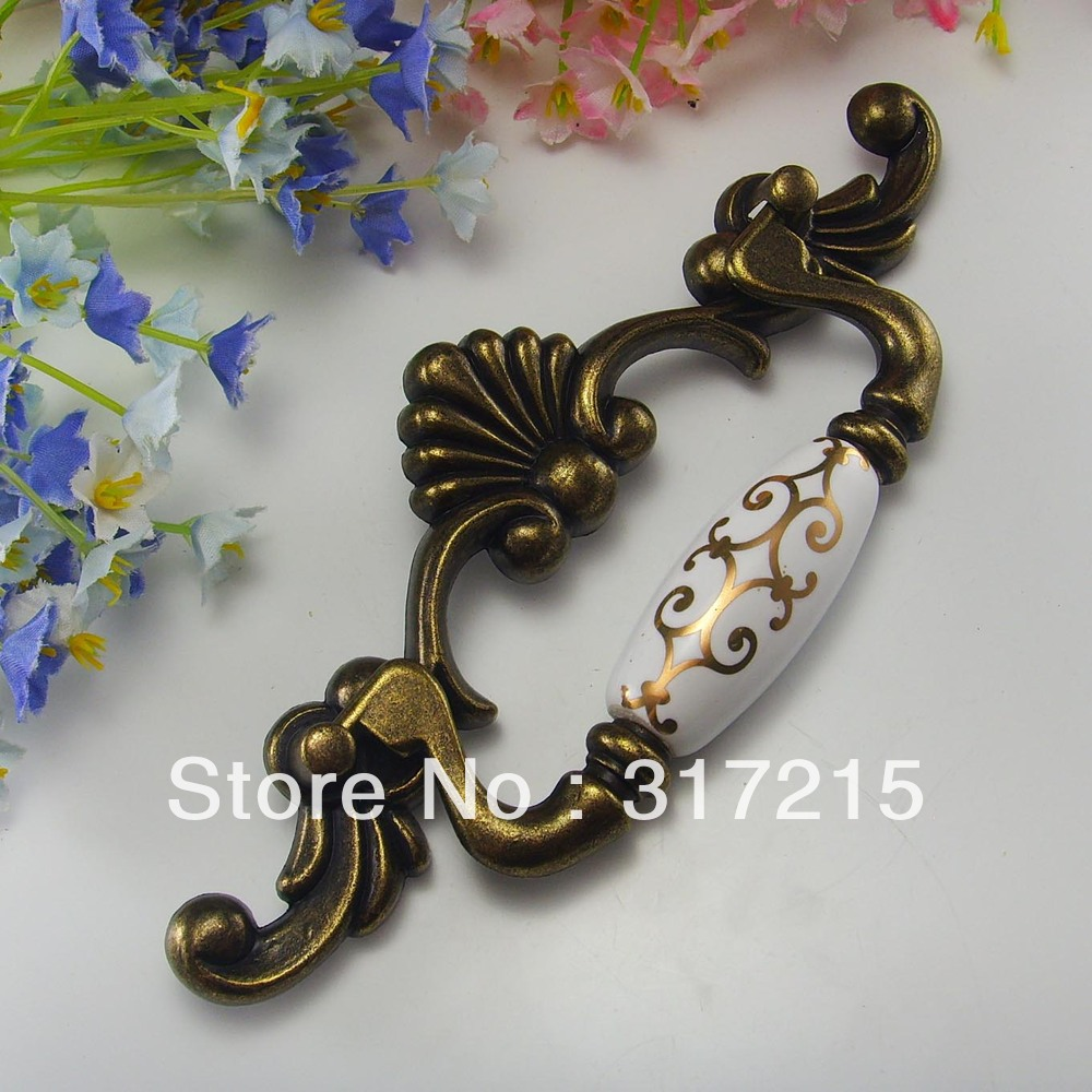 Antique Brass Door Handles And Knobs Drawer Pulls Furniture Hardware Wholes