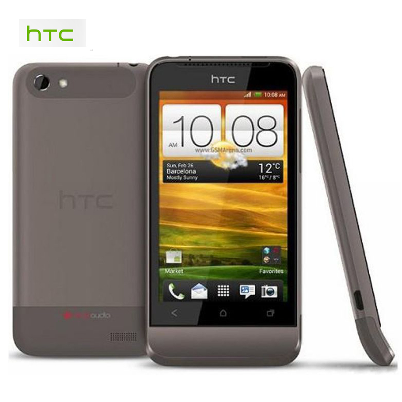T320e Original HTC One V Unlocked Android Mobiel Phone GPS WIFI 3.7'' 5MP Camera Cell Phone Refurbished(China (Mainland))
