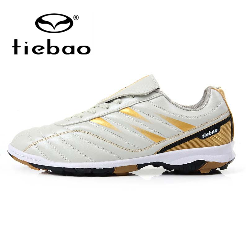 TIEBAO Professional Autumn Mens Soccer Shoes Outdoor Spikes Football Shoes FG Boy Kids Sport Sneakers Athletic Trainers Shoes(China (Mainland))