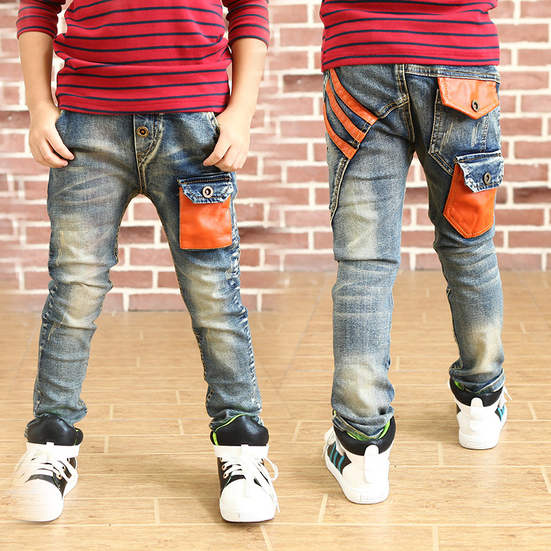 Leather Jeans For Boys Jeans For Boys 2015 New