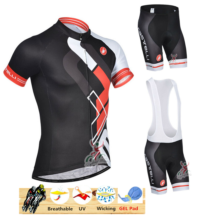 High Quality Breathable Cycling Jerseys Cycling Clothing ...