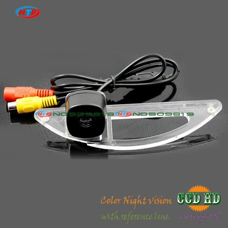 CCD Car Reverse Camera for sony ccd Honda City Auto Backup Rear View Reversing Review Park kit Night Vision wire wireless(China (Mainland))