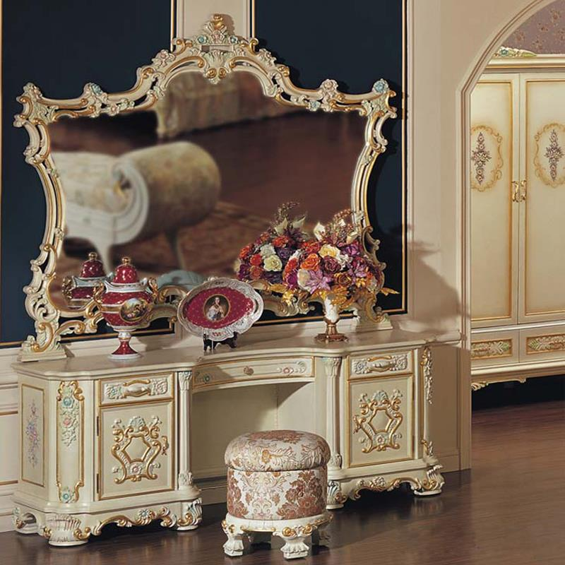 Bedroom luxury with cosmetic table pictures