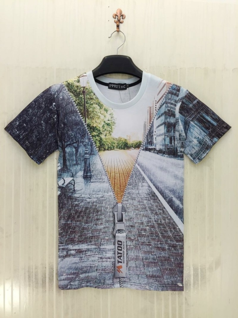 Женская футболка Sivis 2015 o /3d Harajuku T женская футболка new stripe top t 2015 o vt237