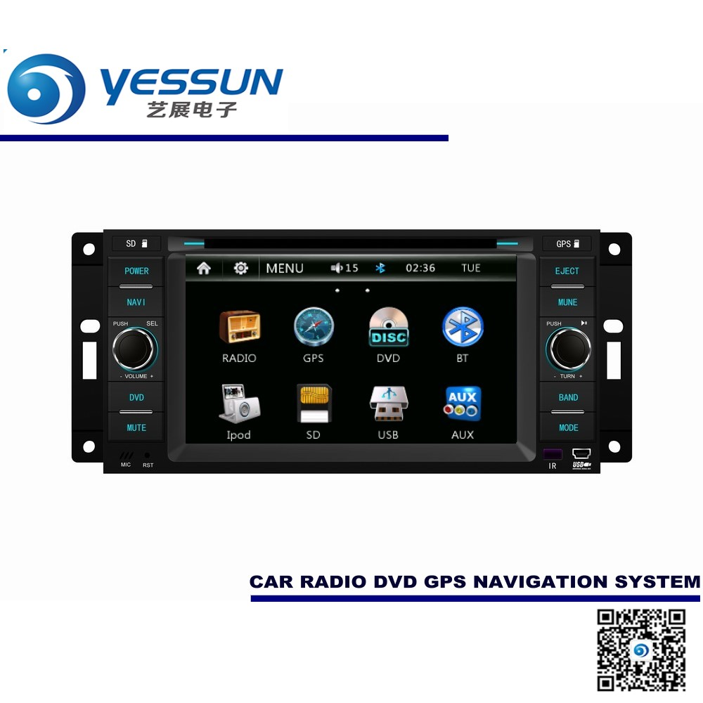 For Dodge Journey / Durango / Caravan 2008~2010 Car DVD Player GPS Navigation Audio Video Multimedia System(China (Mainland))