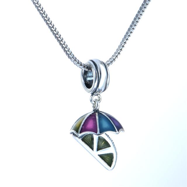 Новый горячая распродажа подходит браслеты ожерелья стерлингового серебра бусины коктеила украшение подвеска подвески DIY бусины оптовая продажа