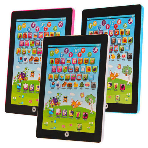 Electronic Childrens Tablet Computer Ipad Kids Educational Play Read Game Toy(China (Mainland))